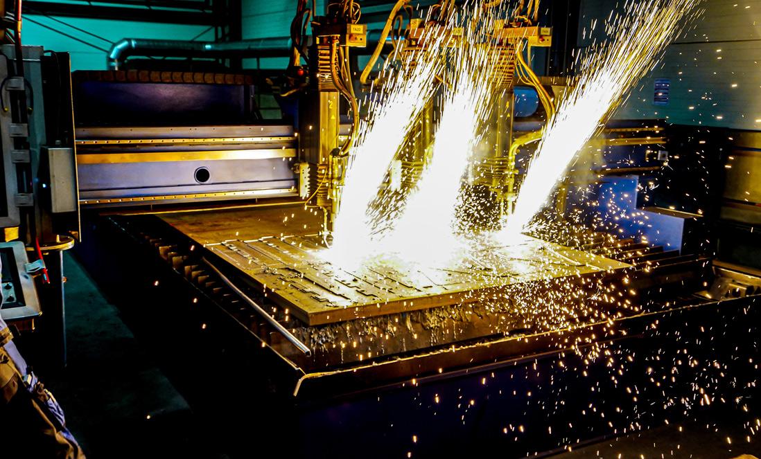 Steinbrenner Thermische Schneidverfahren Autogenes-Brennschneiden