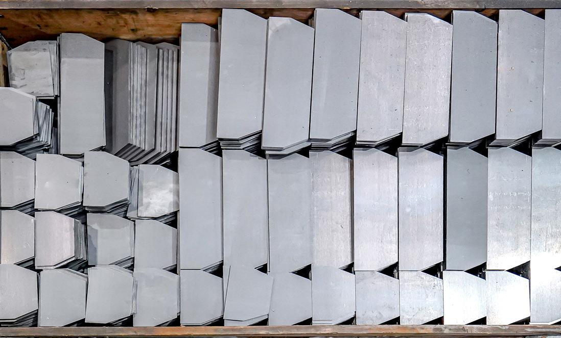 Muster Laserschneiden Steinbrenner