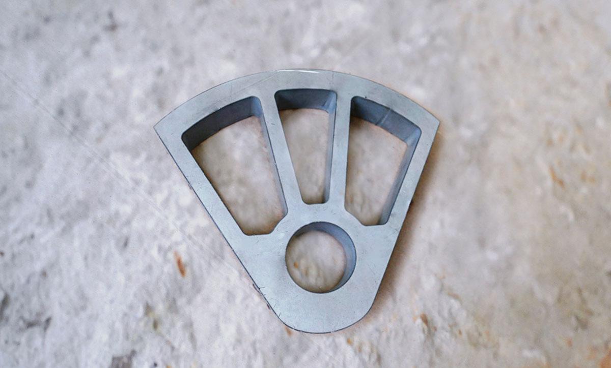 Muster Bild Steinbrenner Schneidverfahren Wasserstrahl-schneiden